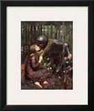 La Belle Dame Sans Merci Prints by John William Waterhouse