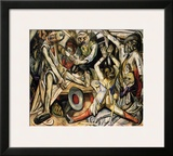 Night, c.1918 Posters by Max Beckmann