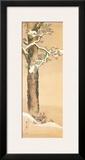 December Framed Giclee Print by Sakai Hoitsu