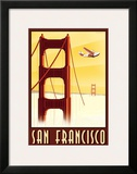 San Francisco Posters by Steve Forney