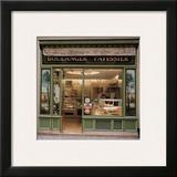 Boulangerie Prints by Dennis Barloga