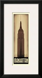Manhattan Prints by Steve Forney