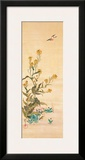 February Framed Giclee Print by Sakai Hoitsu