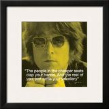 John Lennon: Clap Your Hands Posters