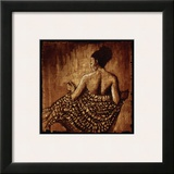 Wrapped in the Glow Print by Monica Stewart