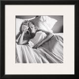 Marilyn Monroe: Bed Poster