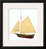 Friendship Sloop Prints by Robert Duff
