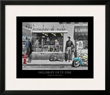 Highway Fifty One (Silver Series) Prints by Chris Consani