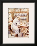 Pharmacist Prints by Joaquin Moragues