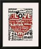 Love Languages Art by Carole Stevens