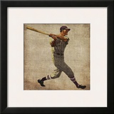 Vintage Sports VI Print by John Butler