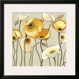 Jaune Gris II Prints by Shirley Novak
