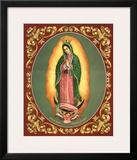 Lady of Guadalupe Posters by Vincent Barzoni