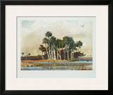The Grove Prints by Winslow Homer
