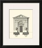 Parisian Facade III Art by Jean Deneufforge