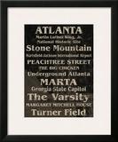 Atlanta Prints by Carole Stevens