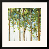 Forest Study III Prints by Lisa Audit
