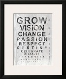 Eye Chart II Posters by Andrea James