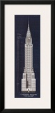 Chrysler Building Print by William Van Alen