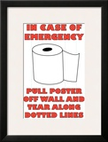 In Case of Emergency II Print by Russ Lachanse