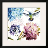 Spring Nectar Square III Prints by Lisa Audit