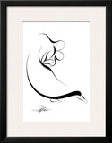 Dancing Couple VIII Prints by Alijan Alijanpour