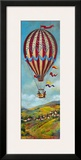 Air Balloon II Framed Giclee Print by  Georgie