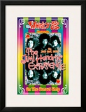 The Jimi Hendrix Experience - At the Whiskey A-Go-Go Prints by Dennis Loren