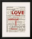 Love Languages Posters by Carole Stevens