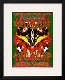 Bob Marley & Stevie Wonder Prints by Dennis Loren
