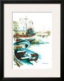 Porto Mediterranio I Prints by Daniela Lecchi