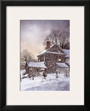 Daybreak Framed Giclee Print by Ray Hendershot