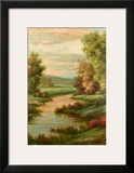 Lac d'Avignon Prints by  Pierre