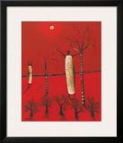 Si Pres, Si Loin Prints by Michel Rauscher
