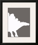 Dino 4 Posters by Taylor Greene