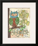Imagination Everywhere Prints by Erin Butson