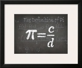 Mathematical Elements I Posters by Ethan Harper