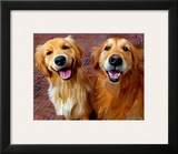 Ginger and Nutmeg Prints by Robert Mcclintock