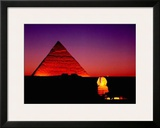 Giza, Egypt Prints by John Lawrence