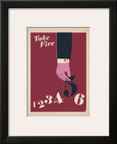 Take Five Posters by Anthony Peters