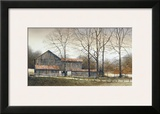 Treeline Prints by Ray Hendershot