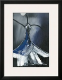 Dancer I Prints by Nathalie Poulin