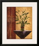 Lucky Bamboo I Posters by Eugene Tava