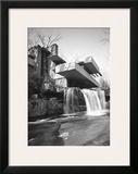 Frank Lloyd Wright, Falling Water Poster