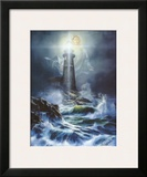 The Lord Is My Light Print by Danny Hahlbohm
