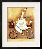 Chef To Go Prints by Jennifer Garant