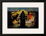 Shotgun Hospitality Posters by Frederic Sackrider Remington