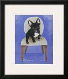 French Bull Dog Prints by Carol Dillon
