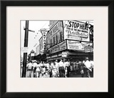 Nathan's Hot Dogs, Coney Island, New York, c.1960 Prints