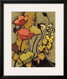 Colours de la Nuit I Poster by Shirley Novak